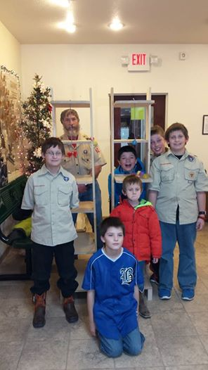 Boy Scout troop 70